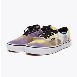 NEW Vans ComfyCush Era Tie Dye Sneakers